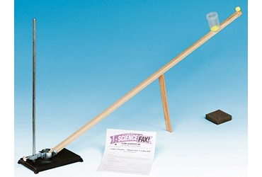 Galileo's Paradox and Hinged Stick Falling Ball Physical Science and Physics Demonstration Kit