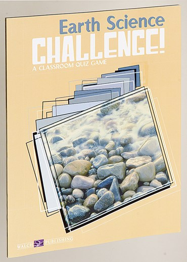 Classroom Quiz Game and Earth Science Challenge Activity Book