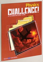Classroom Quiz Game and Physics Challenge Activity Book