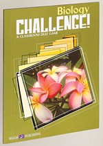 Biology Challenge: A Classroom Quiz Game and Activity Book