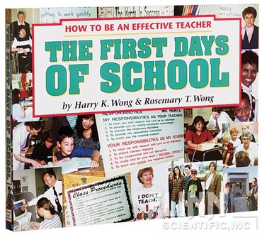 The First Days of School Teaching Guidebook