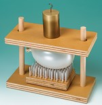 Bed of Nails Pressure Physical Science and Physics Demonstration Kit