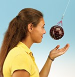 Bowling Ball Pendulum Physical Science and Physics Demonstration Kit