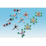 Lewis Structures and Molecular Geometry Guided-Inquiry Chemistry Kit