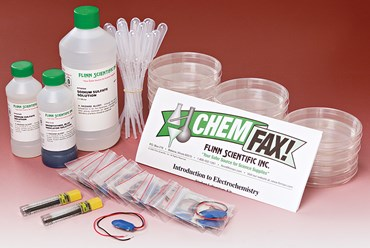 Introduction to Electrochemistry Laboratory Kit