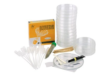 Microfossils Laboratory Kit for Geology