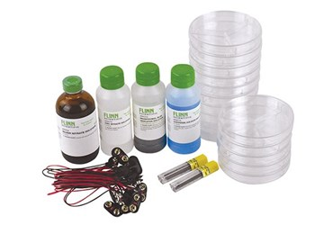 Producing Metals with Electricity Electrochemistry Laboratory Kit