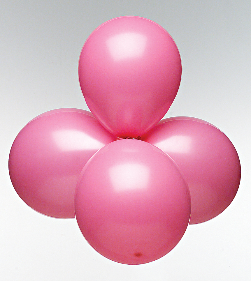 how to model balloons instructions