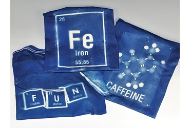 Blueprint T-Shirts Chemistry Laboratory Kit