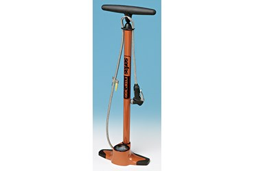 Bicycle Pump with Gauge and Release Valve