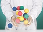 Bouncing Ball Distillation Chemistry Demonstration Kit