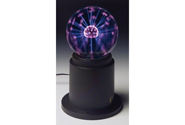 Plasma Globe Electricity Demonstration