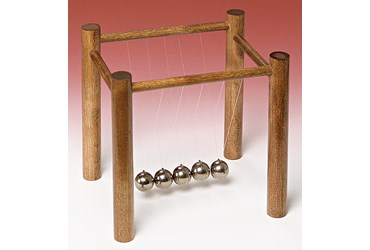 Newtonian Demonstrator / Newton's Cradle for Physical Science and Physics