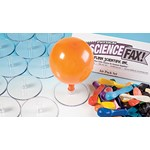 Balloon Air Pucks Physical Science and Physics Activity Set