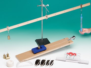 Simple Machines Physical Science and Physics Laboratory Kit