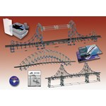 K'NEX Real Bridge Building Physical Science and Physics Kit