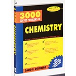 3000 Solved Problems for Chemistry
