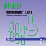 Flinn ChemTopic Labs™ Polymers Lab Manual, Volume 21