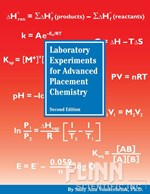 Laboratory Experiments for Advanced Placement* Chemistry 2nd Edition, Student Edition
