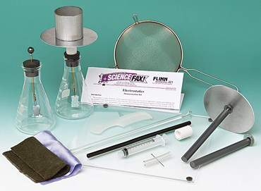 Electrostatics Demonstration Kit for Physical Science and Physics