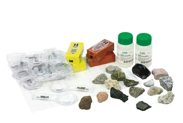Rock Formation and Identification Classroom Activity Kit for Geology and Earth Science