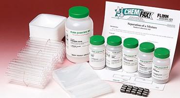 Separation of a Mixture Chemistry Guided-Inquiry Laboratory Kit