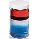 Red, White and Blue Density Column Demonstration Kit