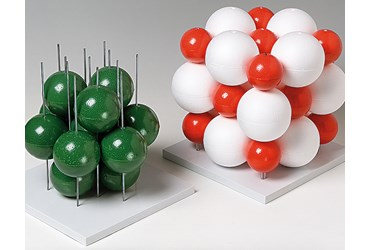 Models of Ionic and Metallic Crystals Model Kit