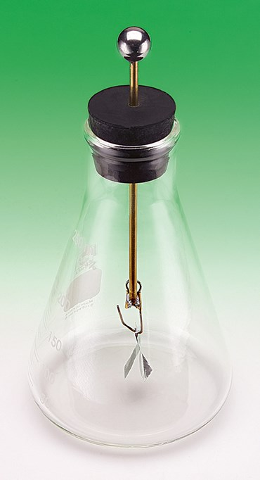 Flask Form Electroscope