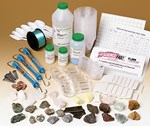 Formation and Identification of Minerals Geology Laboratory Kit for Earth Science