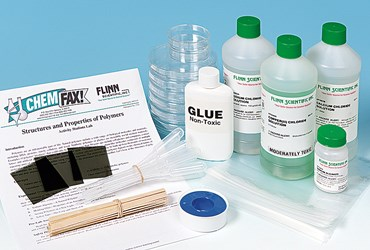 Structures and Properties of Polymers Chemistry Activity-Stations Kit
