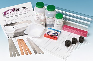 Conduction, Convection and Radiation Activity-Stations Kit for Physical Science and Physics