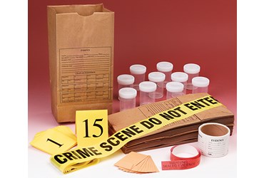 Crime Scene Police Tape for Forensics