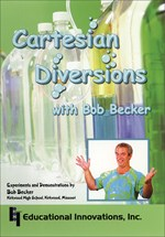 Cartesian Diversions Science DVD