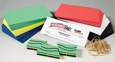 Modeling Faults Classroom Activity Kit for Earth Science and Geology