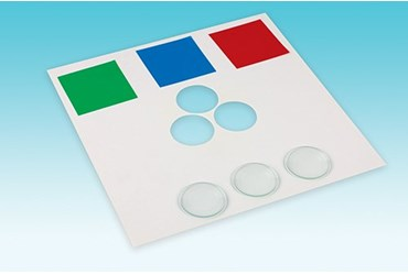 Combining Colored Light Demonstration Kit for Physical Science and Physics