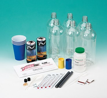 Weather Events Activity-Stations Kit for Earth Science and Meteorology