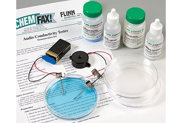 Audio Conductivity Tester Electrochemistry Demonstration Kit