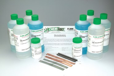 Electrochemistry Review Demonstration Kit for AP* Chemistry
