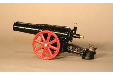 Carbide Toy Cannon Thermodynamics Chemistry Demonstration Model
