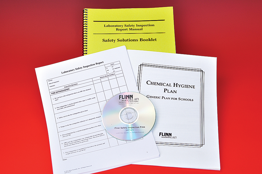 Laboratory Safety Inspection Kit