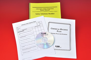 Laboratory Safety Inspection Kit for Liability Reduction in the School Laboratory