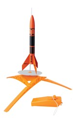 Alpha III Model Rocket Launch Set for Physical Science and Physics