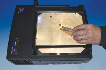 Overhead Isotope Detector Demonstration Kit