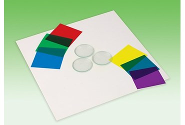 Color Addition and Subtraction Primary Colors Demonstration Kit for Physical Science and Physics