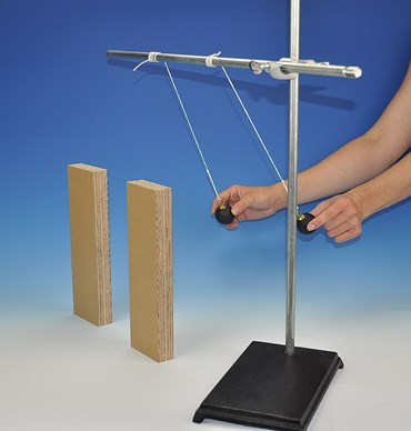 Momentum and Collisions Physical Science and Physics Demonstration Kit
