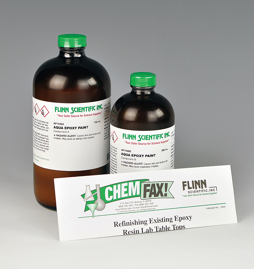 Lab Bench Refinishing Products