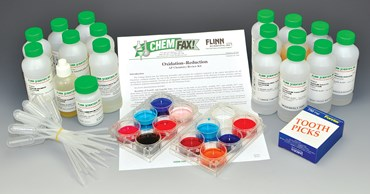 Oxidation-Reduction Review Demonstration Kit for AP* Chemistry