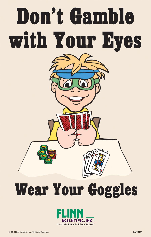 Favorite goggle safety posters flinn favorite goggle safety posters buycottarizona