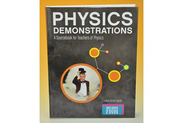 Physics Demonstrations and Sourcebook for Physics Teachers